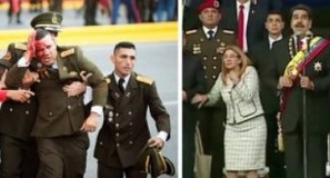Fracasa atentado contra Maduro