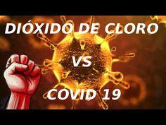 DIOXIDO DE CLORO Vs SARS-COV 2